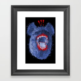 Vicious Framed Art Print