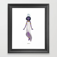 Nut Framed Art Print