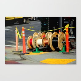 Wired - It Takes All Kinds Canvas Print