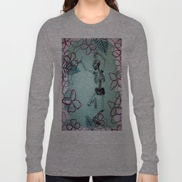 Dancing Bones Long Sleeve T-shirt