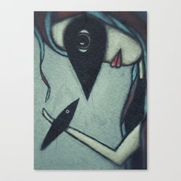 Us - Edit  Canvas Print