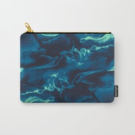 Vaporous Sea Carry-All Pouch