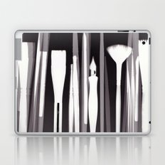 Paintbrush Photogram Laptop & iPad Skin
