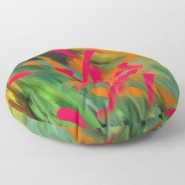 Astratto creativo Floor Pillow