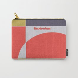 Amsterdam Mosaic Carry-All Pouch