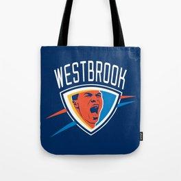 Russell Westbrook Tote Bag
