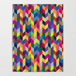 Geometric Pattern #1 Poster