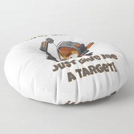Quincy Floor Pillow