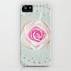 A Cup Of Rose iPhone (5, 5s) Slim Case