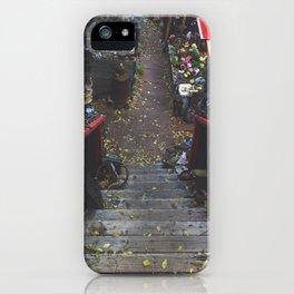 Magpie's Dream iPhone Case