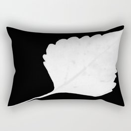 BE LIKE A LEAF #11 Rectangular Pillow