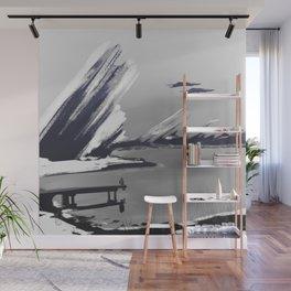 Continental Drift Wall Mural