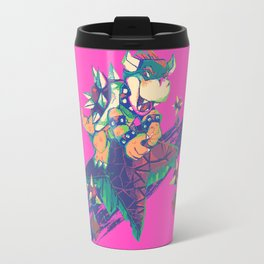 Bowser in the Sky Travel Mug