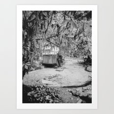 Water Wheel #1 Art Print