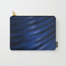 Blue Blur Carry-All Pouch