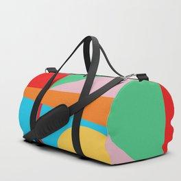 Circle Series - Summer Palette No. 5 Duffle Bag