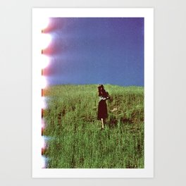 Field of dreams. Art Print