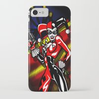 harley iPhone & iPod Cases featuring Harley by Chris Thompson, ThompsonArts.com