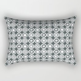 Daisy Doodles 4 Rectangular Pillow