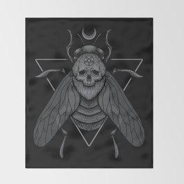 Pestilence Throw Blanket