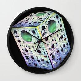 3D super OMNI-SCOPE Wall Clock