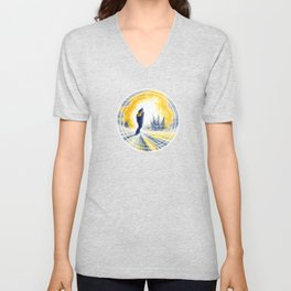 Light Chaser Unisex V-Neck