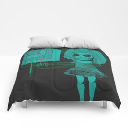 The Four-Armed Girl Comforters