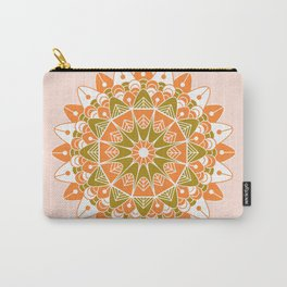 Mandala VI Carry-All Pouch
