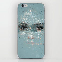 your eyes iPhone Skin
