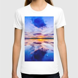 Newburgh Sunset T-shirt