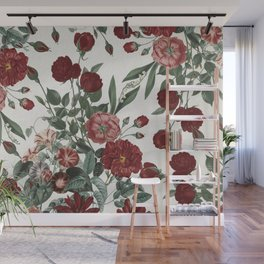 Romantic Garden II Wall Mural