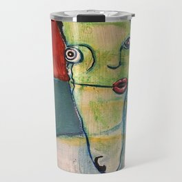 Dos Almas Travel Mug