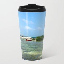 Red Boat Travel Mug