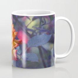 Flaming rose Coffee Mug