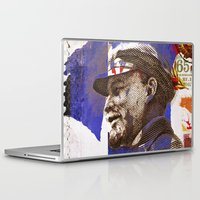 soviet Laptop & iPad Skins featuring Soviet times by LuzGraphicStudio
