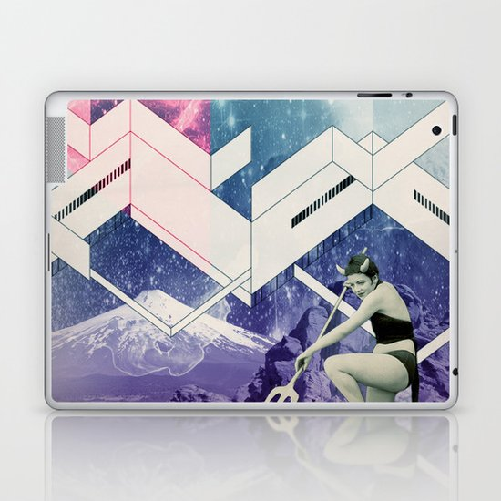 psazio Laptop & iPad Skin