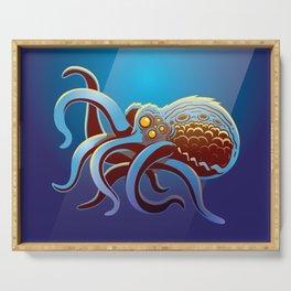 Monster Octopus Serving Tray
