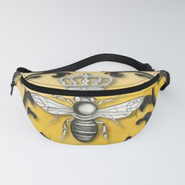 Damask Bee Fanny Pack