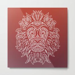 Mufasa Metal Print