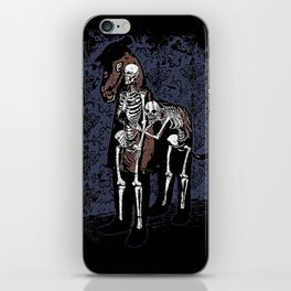 Anatomy of a Fake Horse iPhone Skin