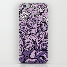 String Bouquet - Lavender iPhone & iPod Skin