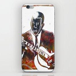 Muddy Waters 2/3 iPhone Skin