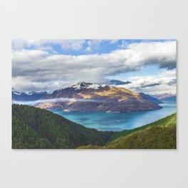 Viewtiful Canvas Print