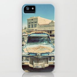 Ride of a Lifetime iPhone Case