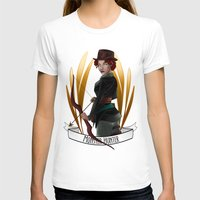 monster hunter T-shirts featuring Steampunk Occupation Series: Monster Hunter by kortothecore