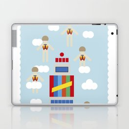 de madrid al cielo Laptop & iPad Skin