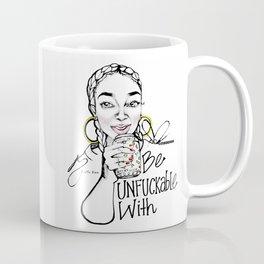 #STUKGIRL ALENA Coffee Mug