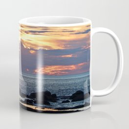 Firestorm Ends the Day Coffee Mug