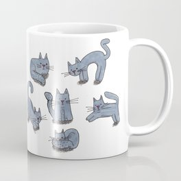 Kitty Club Coffee Mug