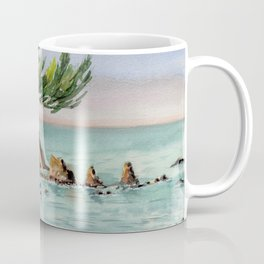 The Point at Whitesboro Cove Coffee Mug